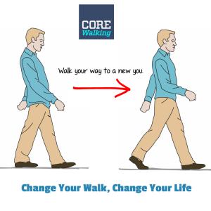 change your walk, change your life