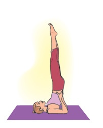 three hatha yoga poses i do but no longer teach