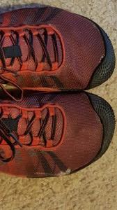 hole in my shoe