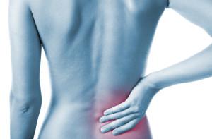 chronic lower back pain