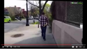 video walking analysis